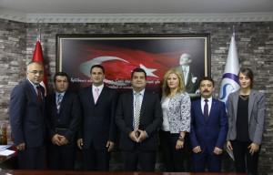 Ankara İl Müdürlüğü Ziyareti