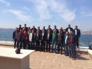 Denetmenler Istanbul'da Bir Araya Geldi